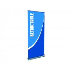 Blade LX Banner Stand