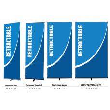 Contender Banner Stands