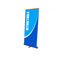 Orchid Banner Stand