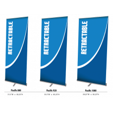 Pacific Banner Stand