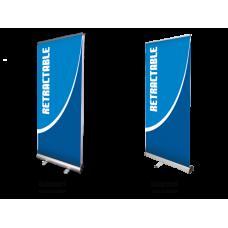 Retractor Banner Stands